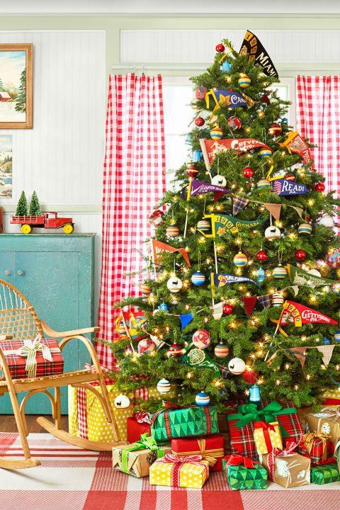 Những xu hướng trang trí cây thông lên ngôi dịp Giáng sinh 2020 - Ảnh 11.