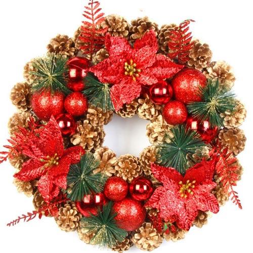 Những xu hướng trang trí cây thông lên ngôi dịp Giáng sinh 2020 - Ảnh 14.