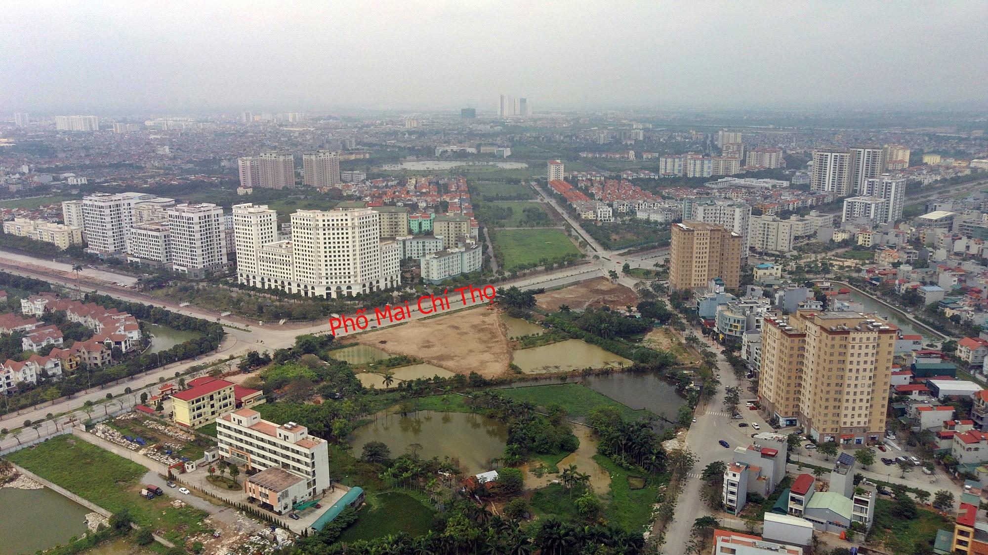 Cầu sẽ mở theo qui hoạch ở Hà Nội: Toành cảnh vị trí làm cầu Giang Biên - Ảnh 14.