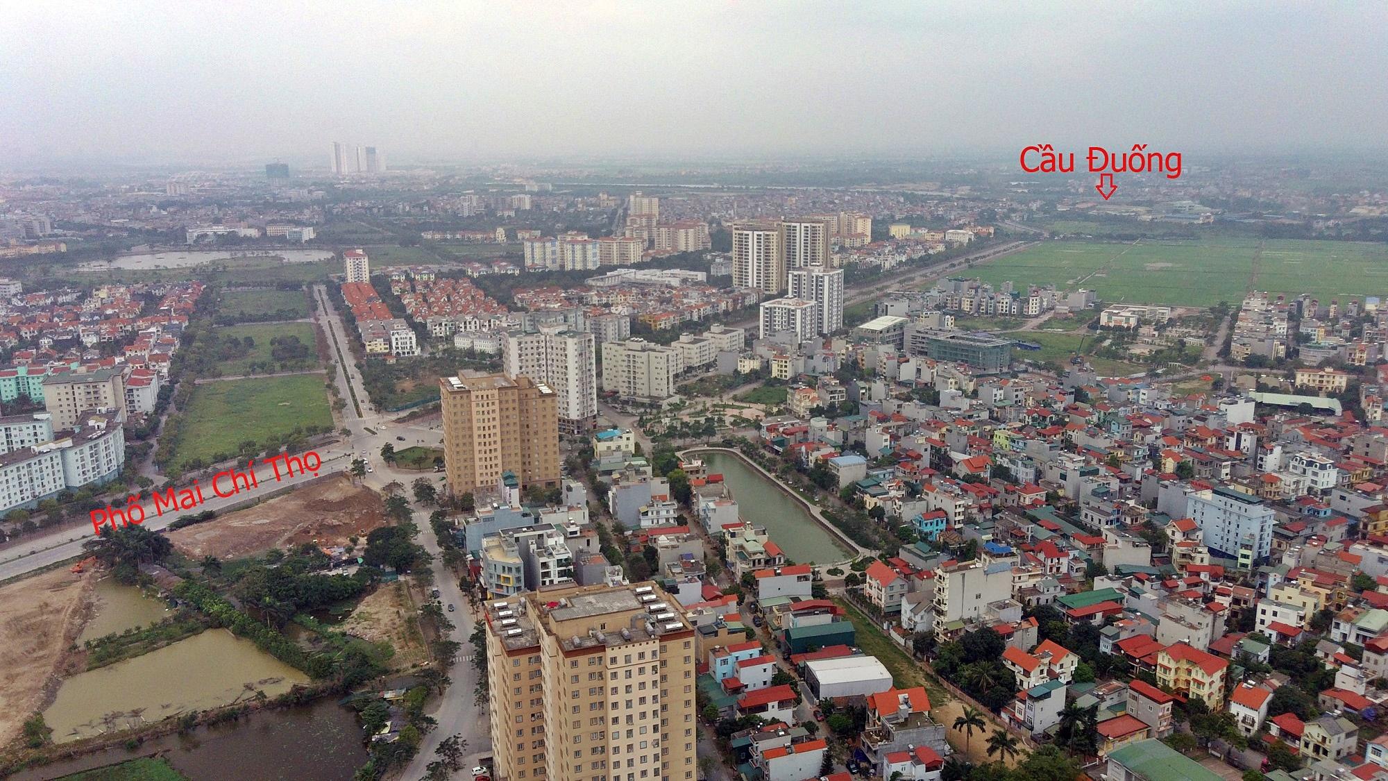 Cầu sẽ mở theo qui hoạch ở Hà Nội: Toành cảnh vị trí làm cầu Giang Biên - Ảnh 15.