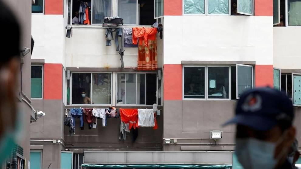 Ca nhiễm tăng 70 lần trong 2 tuần, Singapore hóa tâm dịch lớn nhất ĐNA - Ảnh 3.