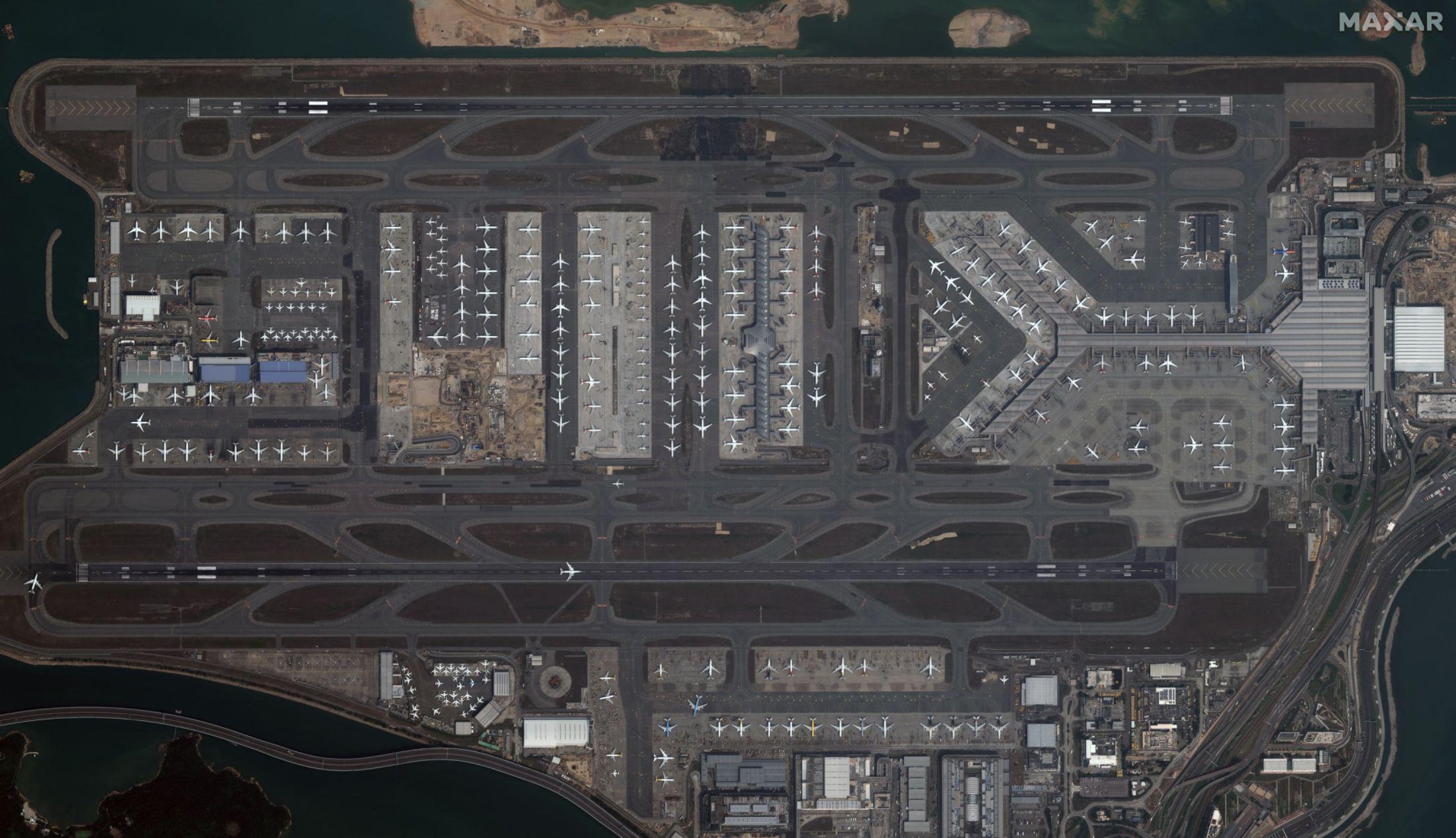 Các hãng hàng không đang bận rộn việc gì khi hơn 2/3 đội bay đang đắp chiếu? - Ảnh 5.