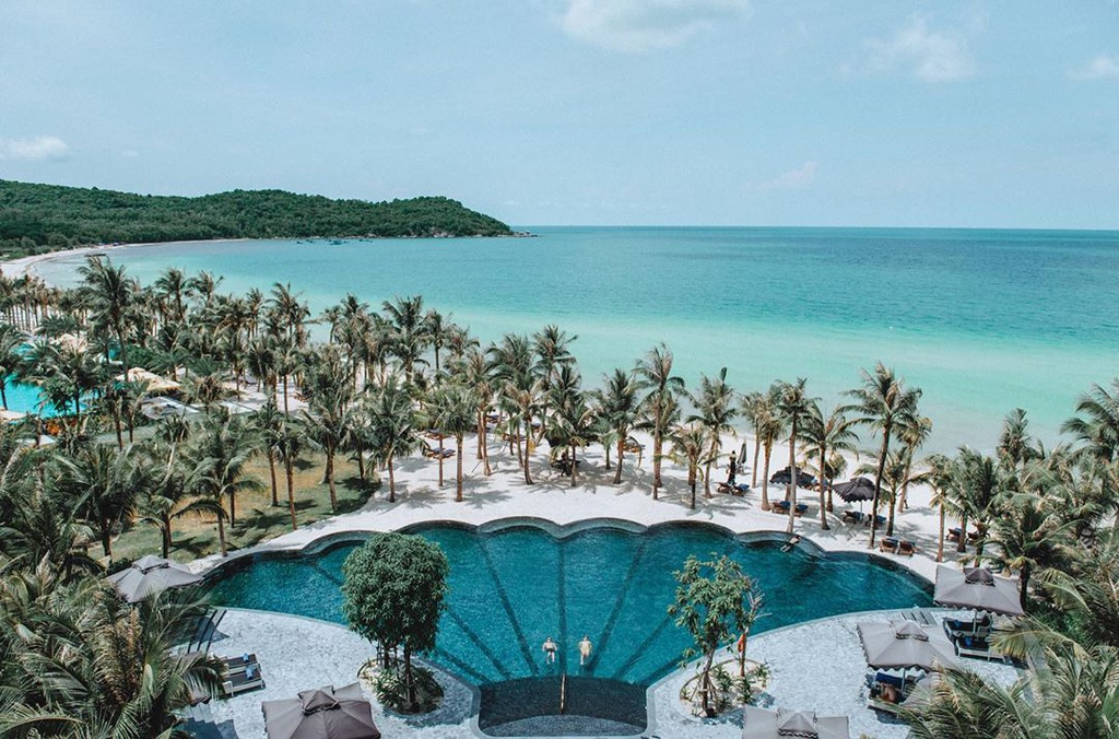 Ngắm hoàng hôn Phú Quốc tại 4 hồ bơi vô cực view đẹp - Ảnh 3.