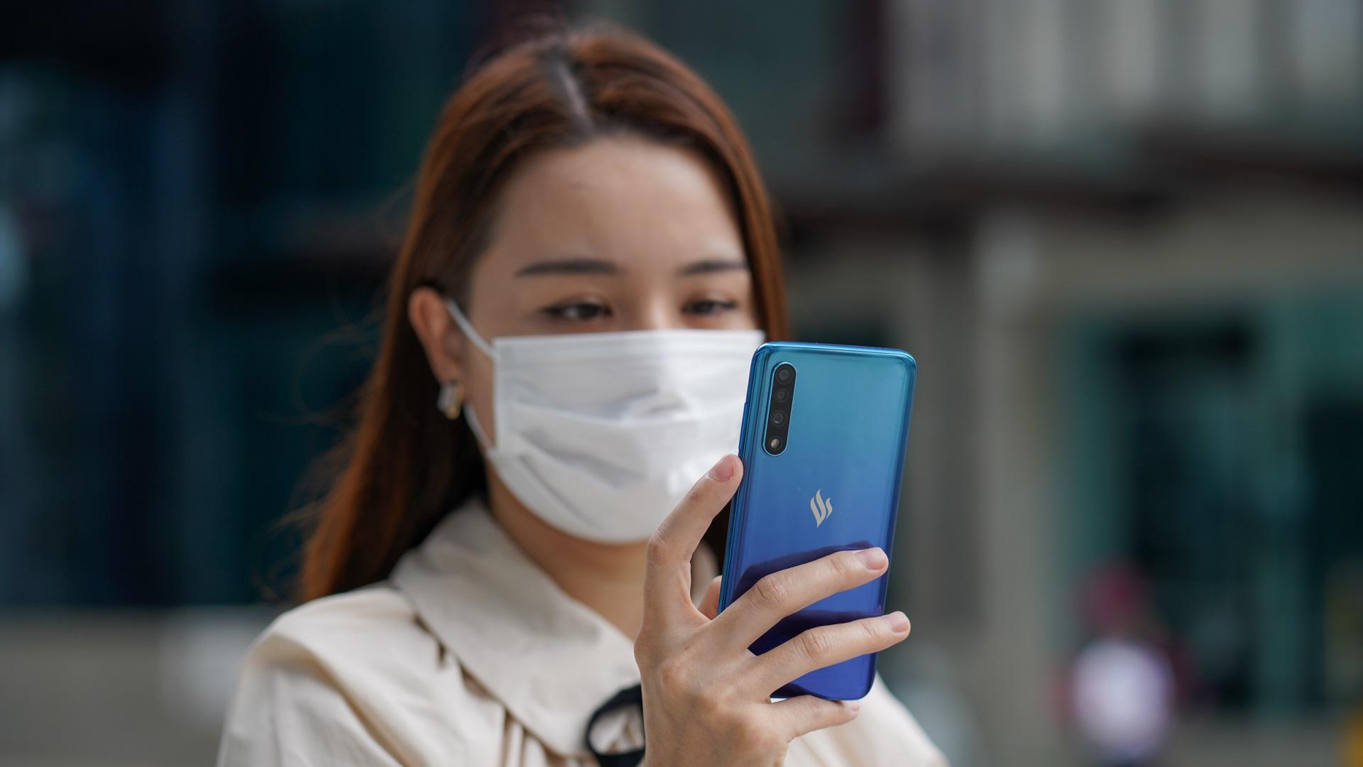 Vingroup giới thiệu công nghệ nhận diện khuôn mặt ngay cả khi đeo khẩu trang, sẽ cung cấp miễn phí để chống dịch Covid - 19 - Ảnh 1.