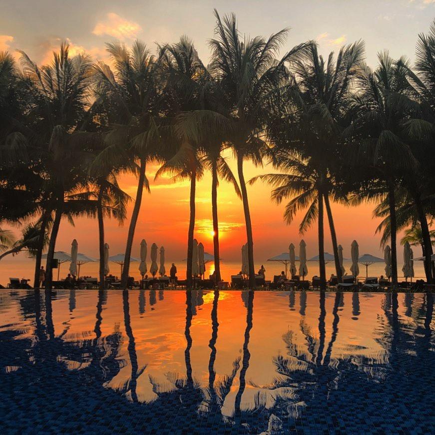 Ngắm hoàng hôn Phú Quốc tại 4 hồ bơi vô cực view đẹp - Ảnh 6.