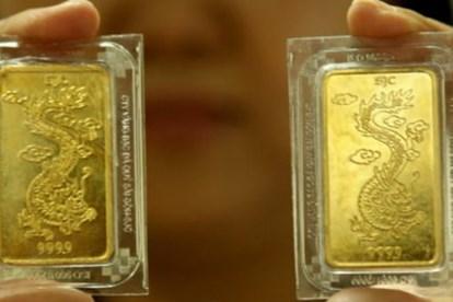 Giá vàng hôm nay 22/4: USD lên mạnh, đẩy giá vàng tụt sâu - Ảnh 2.