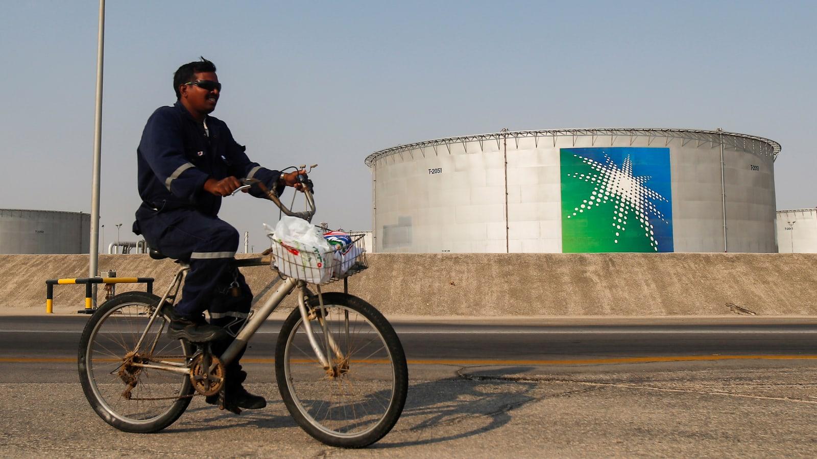 Giá dầu thô Mỹ xuống âm, Ả Rập Xê Út và Nga giành chiến thắng - Ảnh 3.