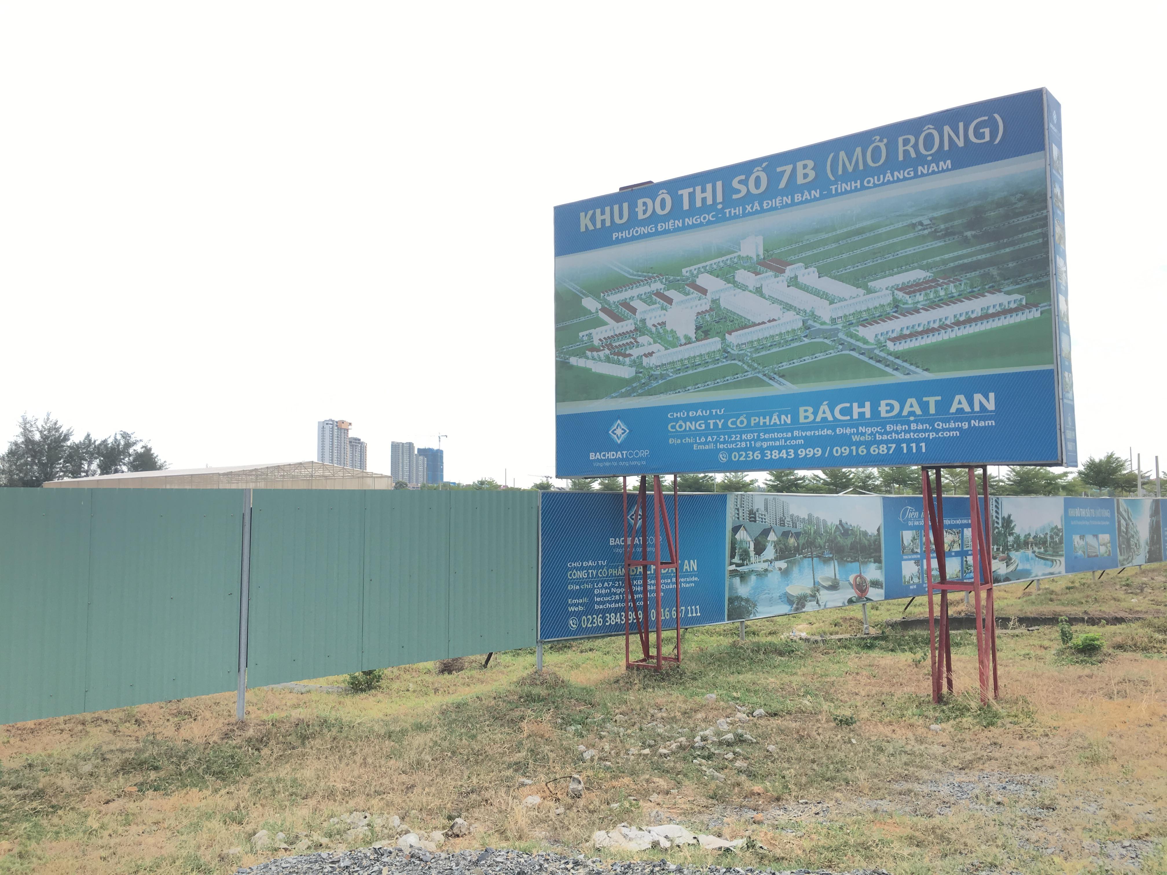 Quảng Nam thông qua chủ trương đầu tư 15 dự án khu đô thị - Ảnh 1.