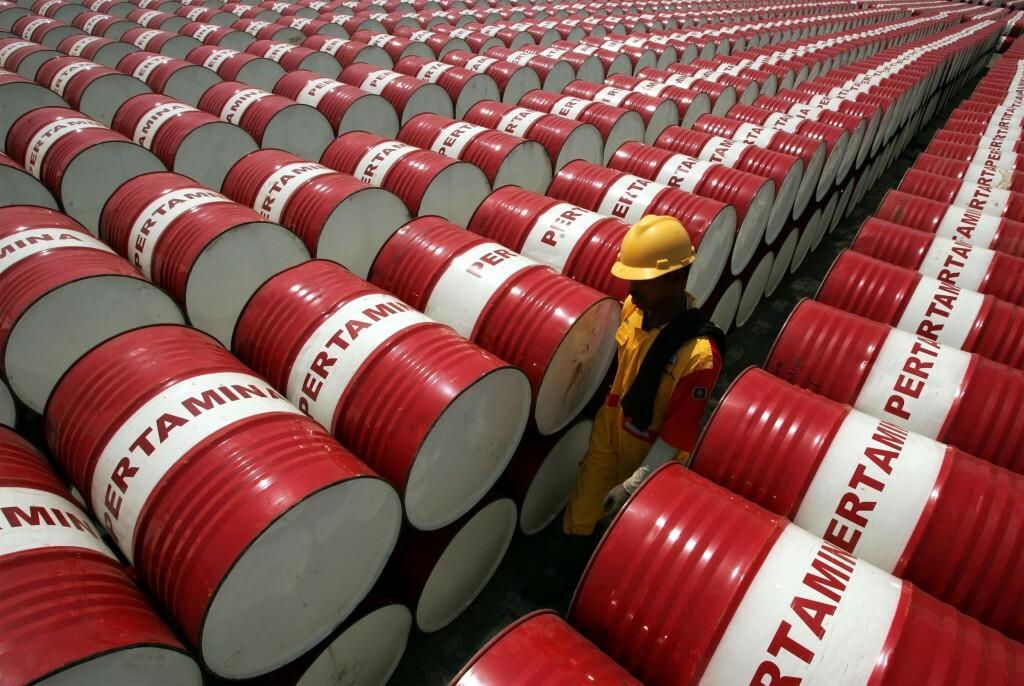 Giá dầu thế giới giảm 1 USD, doanh thu PVN giảm ngay 4.600 tỉ đồng - Ảnh 1.