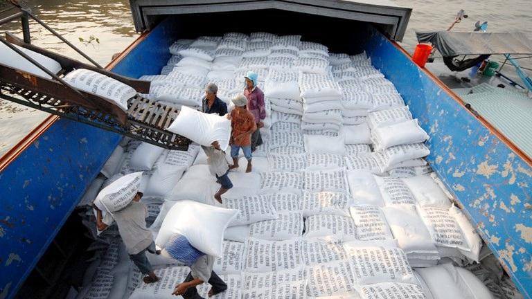 Quá bất thường: Tờ khai xuất khẩu gạo thành công nhưng mất hết dữ liệu lúc nửa đêm - Ảnh 1.