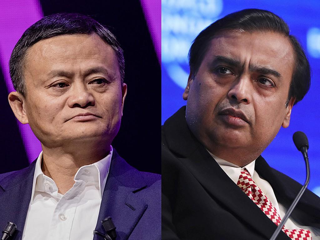 Sau thương vụ tỉ đô, tỉ phú Ấn Độ 'phế ngôi' người giàu nhất châu Á của Jack Ma - Ảnh 1.