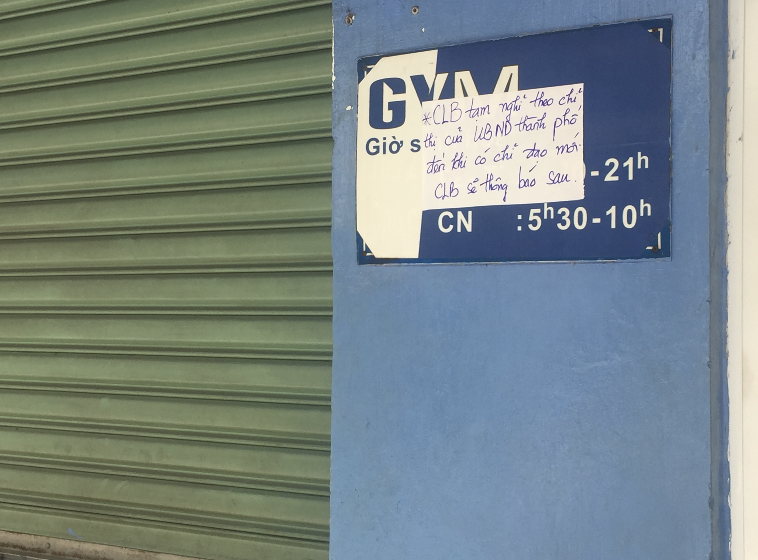 TP HCM ban hành tiêu chí an toàn phòng Covid-19 cho hoạt động thể dục thể thao, phòng gym rục rịch mở cửa lại - Ảnh 3.