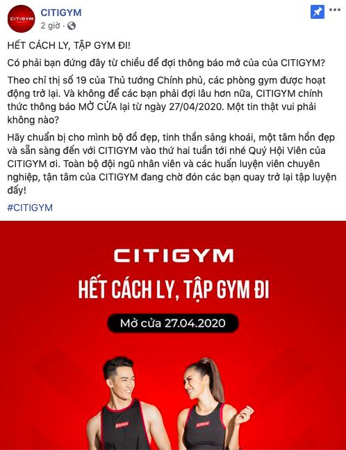 TP HCM ban hành tiêu chí an toàn phòng Covid-19 cho hoạt động thể dục thể thao, phòng gym rục rịch mở cửa lại - Ảnh 2.