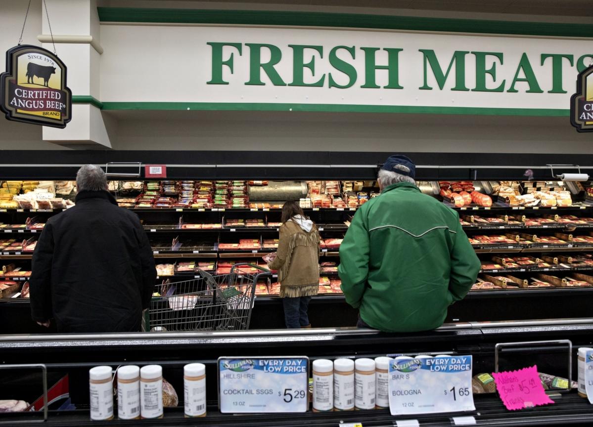 Giá thịt heo Mỹ tăng kỉ lục sau 8 năm do dịch Covid-19 - Ảnh 1.