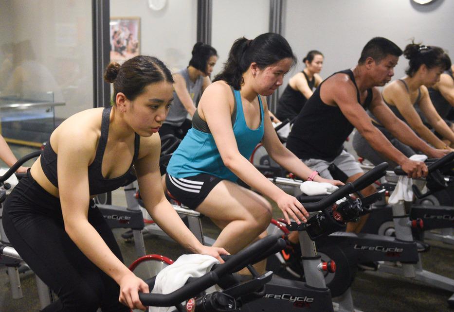 TP HCM ban hành tiêu chí an toàn phòng Covid-19 cho hoạt động thể dục thể thao, phòng gym rục rịch mở cửa lại - Ảnh 1.