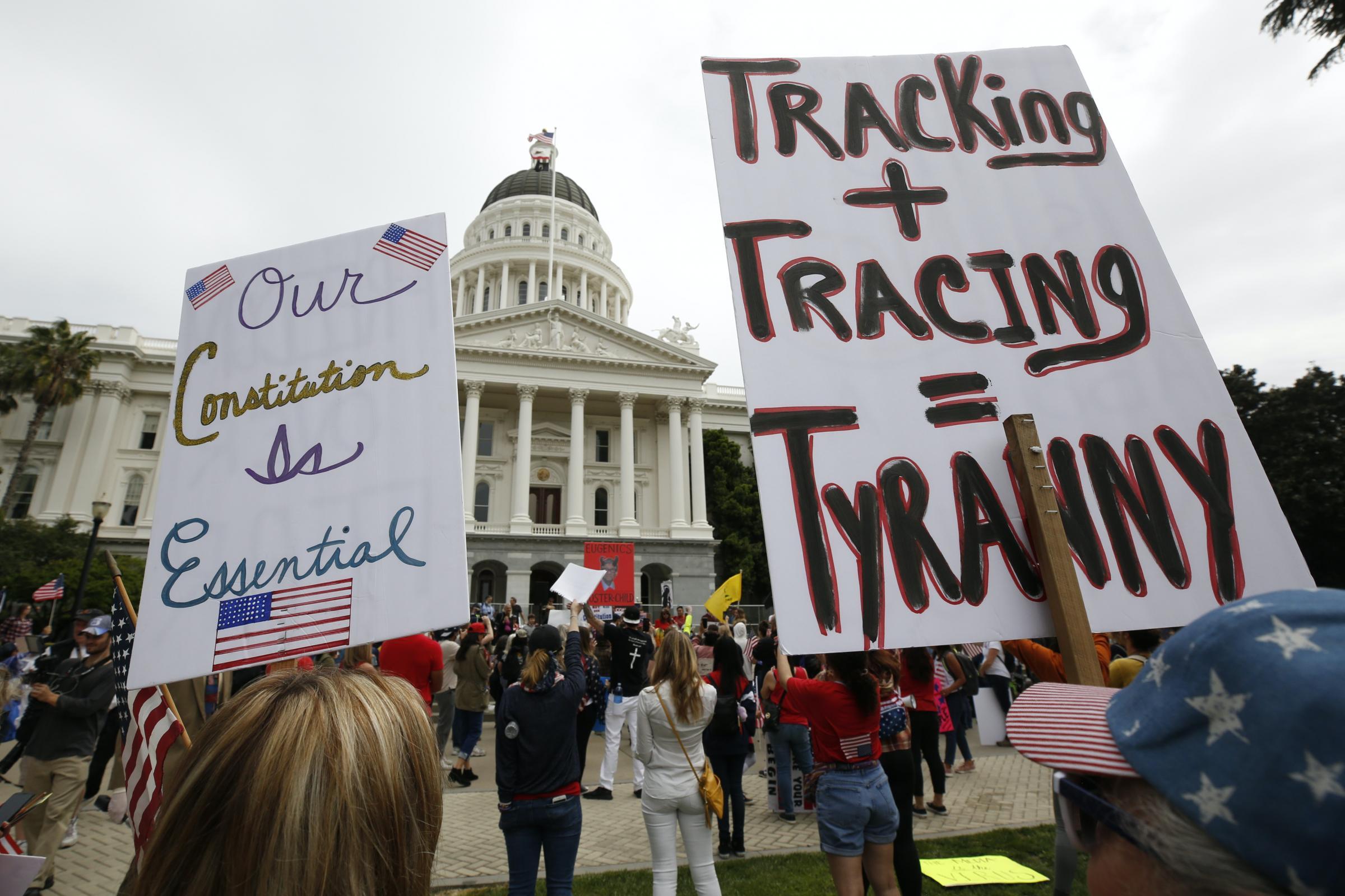 Tỉ lệ thất nghiệp dự kiến lên mức kỉ lục 16%, nhiều tiểu bang ở Mỹ gấp rút 'chạy đua' mở cửa kinh tế - Ảnh 2.
