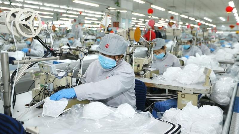 Trung Quốc dừng xuất khẩu khẩu trang N95 sang Mỹ? - Ảnh 2.