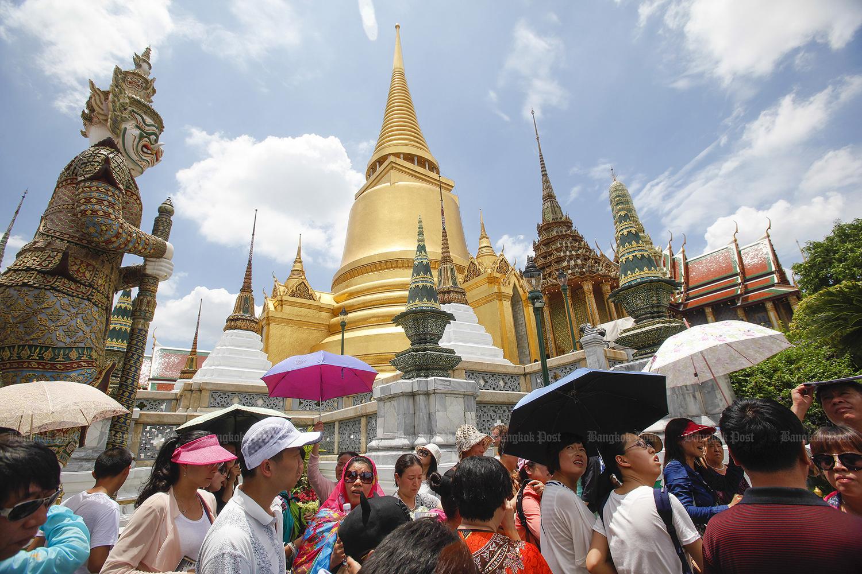 Du lịch Thái Lan hướng đến khách Trung Quốc để phục hồi sau đại dịch - Ảnh 1.