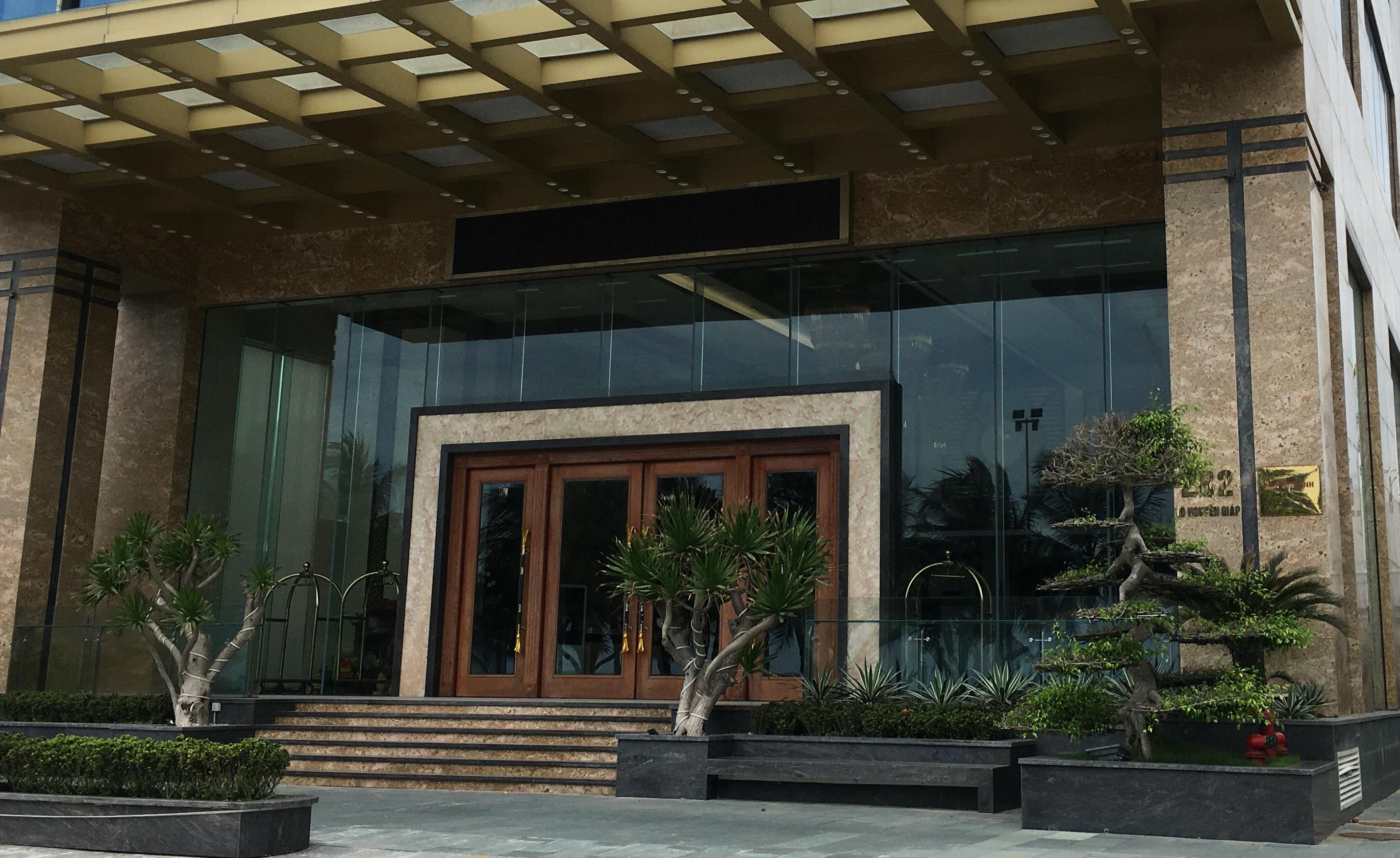 Khách sạn ở Đà Nẵng đóng cửa im ỉm dù chính quyền cho đón khách trở lại - Ảnh 8.