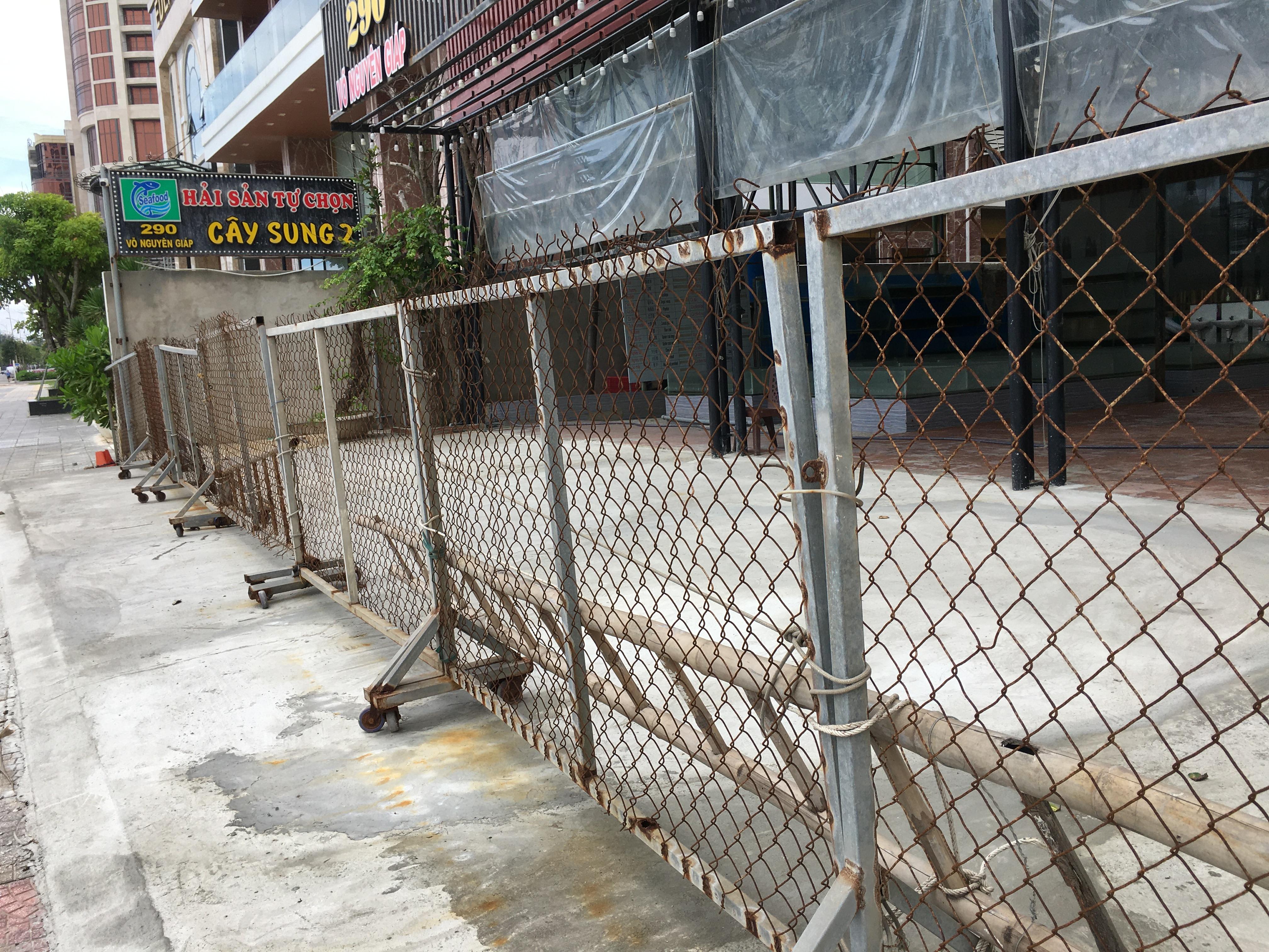 Khách sạn ở Đà Nẵng đóng cửa im ỉm dù chính quyền cho đón khách trở lại - Ảnh 10.