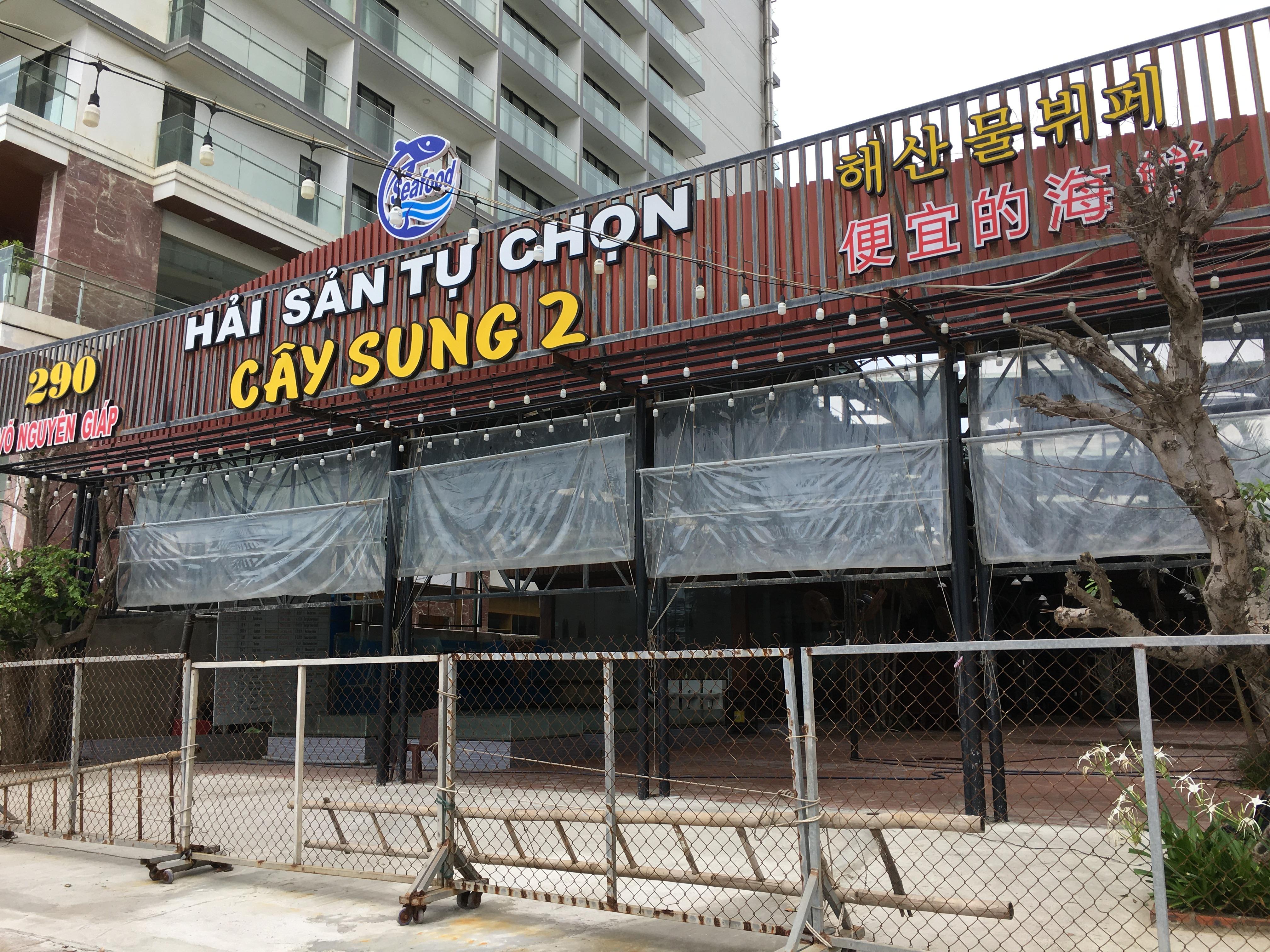 Khách sạn ở Đà Nẵng đóng cửa im ỉm dù chính quyền cho đón khách trở lại - Ảnh 11.