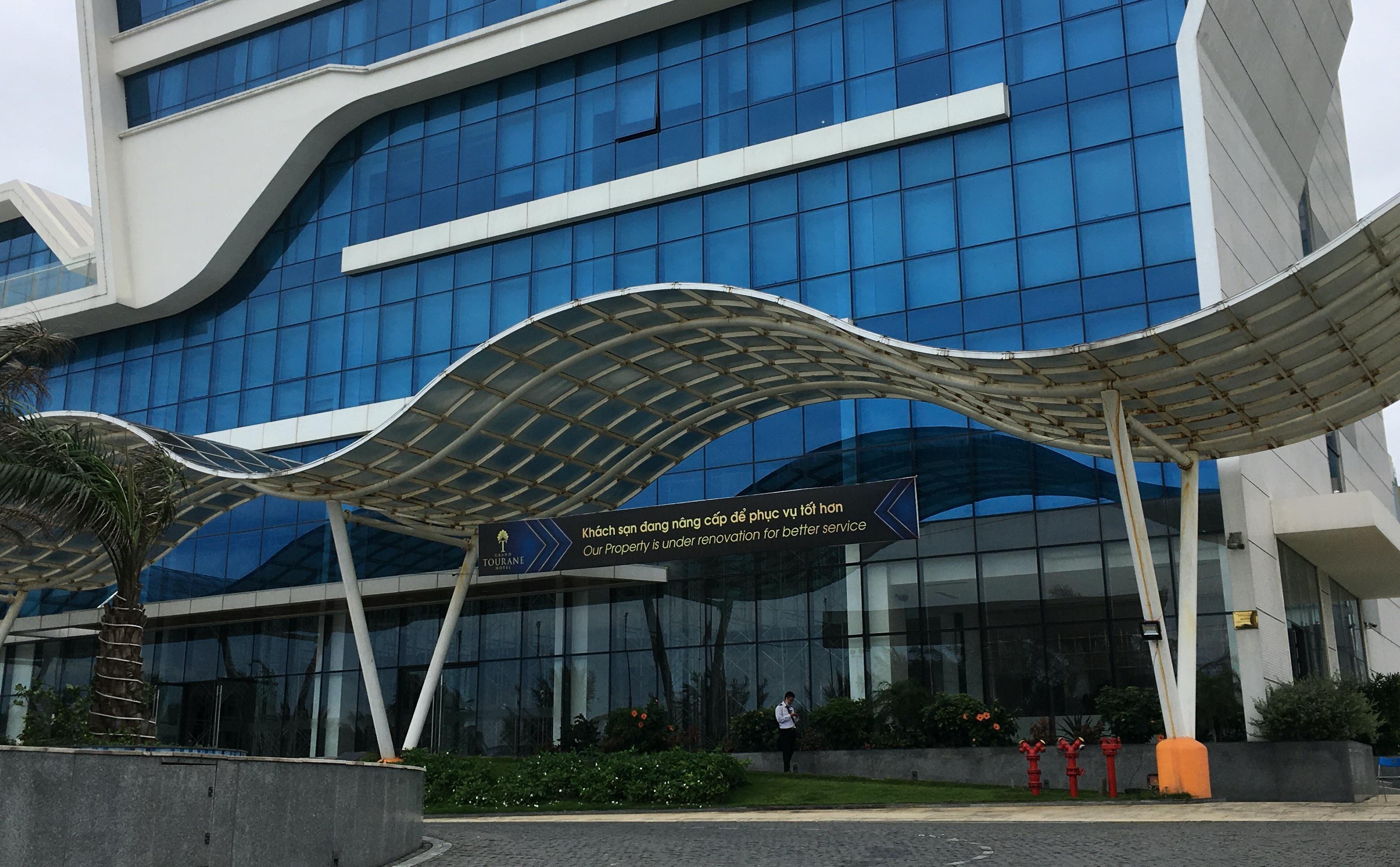 Khách sạn ở Đà Nẵng đóng cửa im ỉm dù chính quyền cho đón khách trở lại - Ảnh 9.