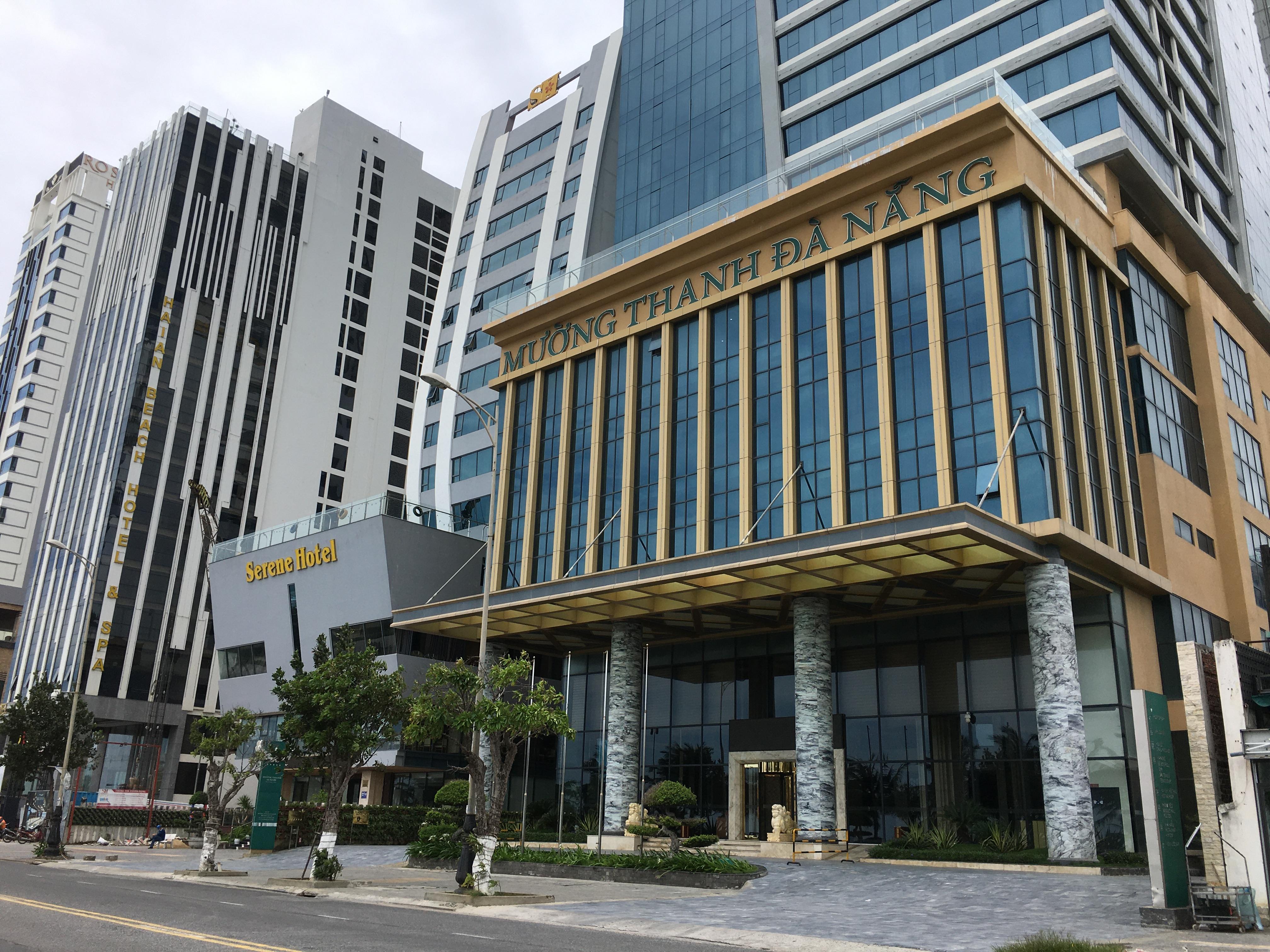 Khách sạn ở Đà Nẵng đóng cửa im ỉm dù chính quyền cho đón khách trở lại - Ảnh 5.