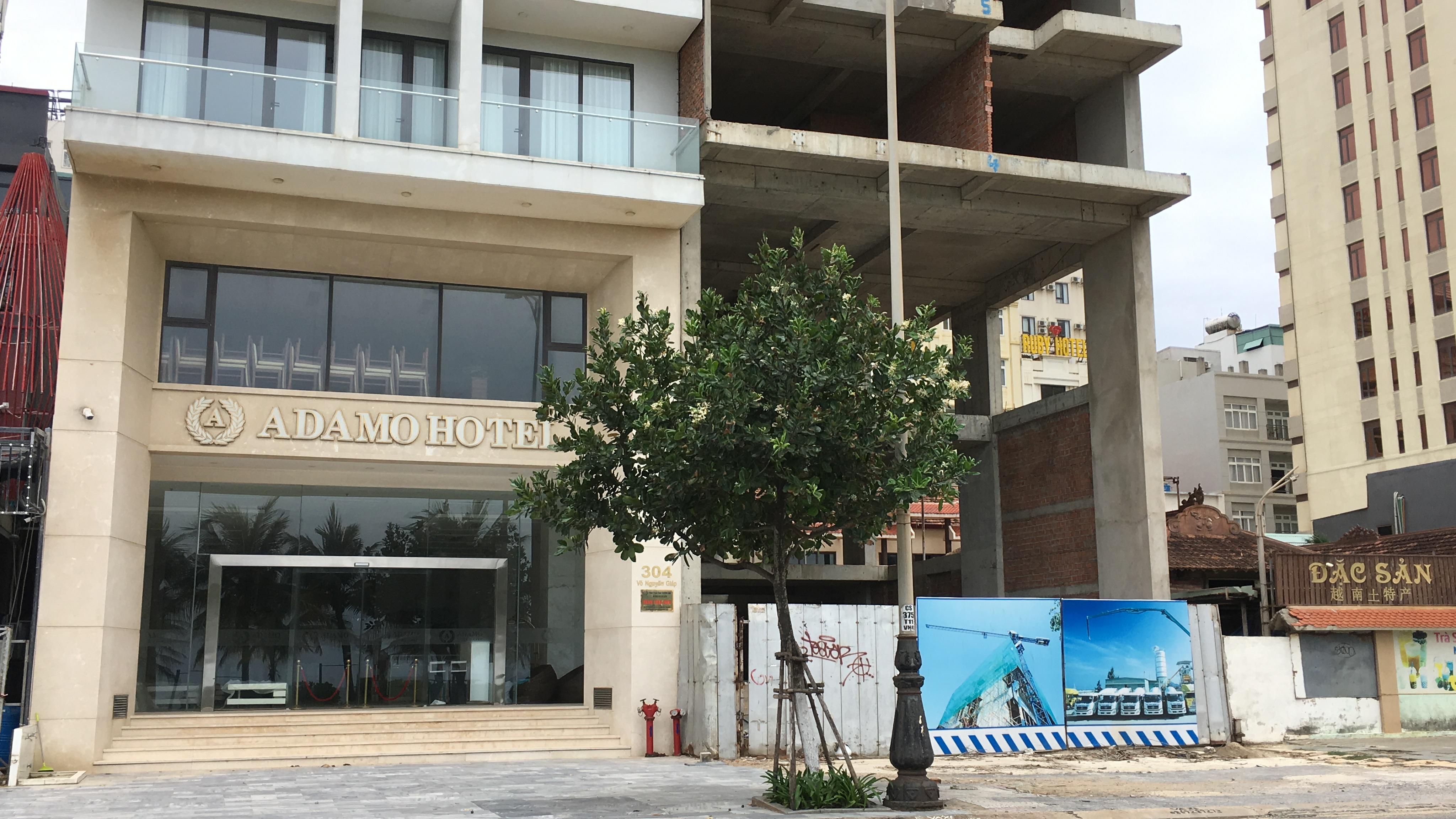 Khách sạn ở Đà Nẵng đóng cửa im ỉm dù chính quyền cho đón khách trở lại - Ảnh 6.