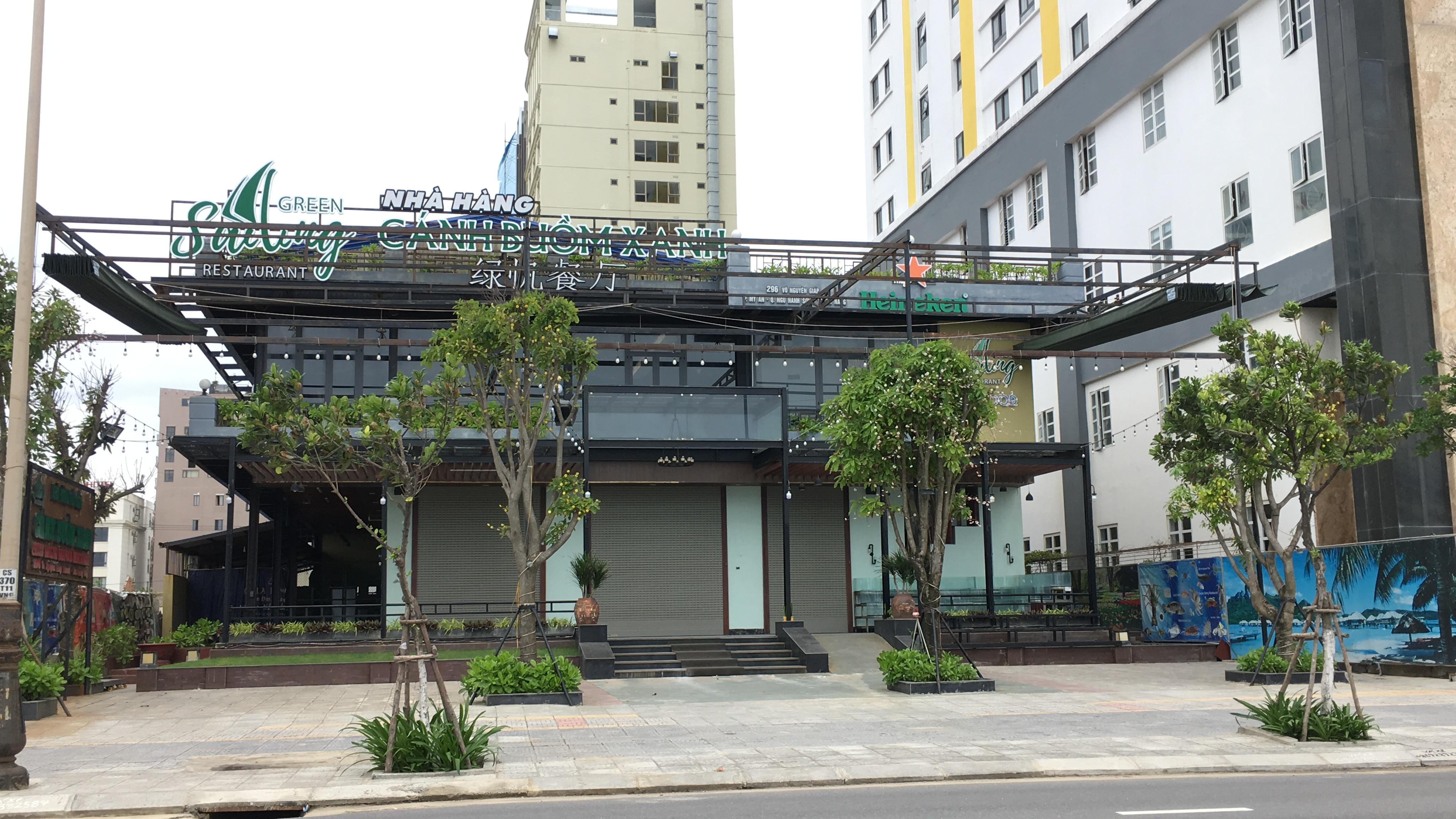Khách sạn ở Đà Nẵng đóng cửa im ỉm dù chính quyền cho đón khách trở lại - Ảnh 12.