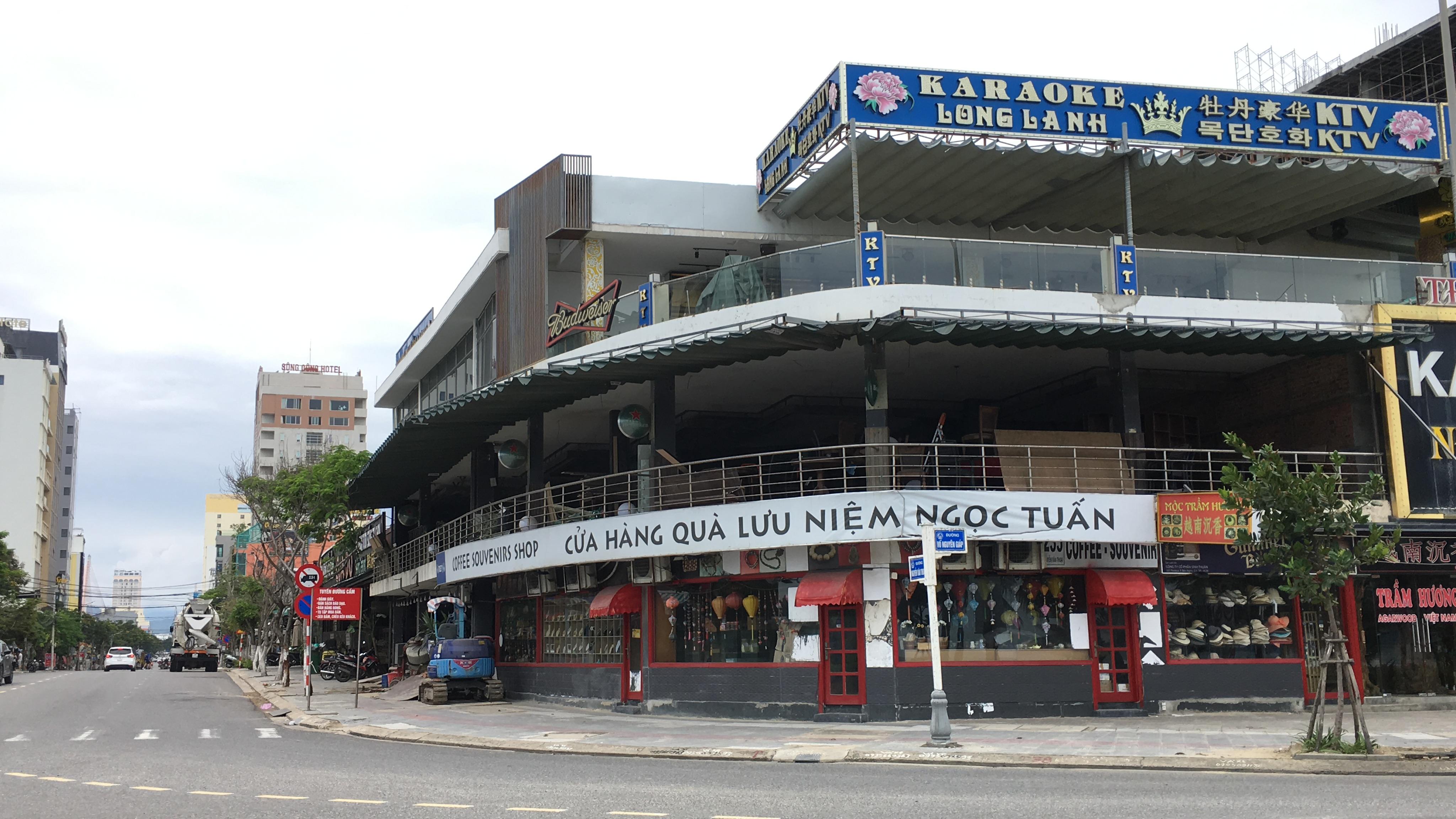 Khách sạn ở Đà Nẵng đóng cửa im ỉm dù chính quyền cho đón khách trở lại - Ảnh 15.