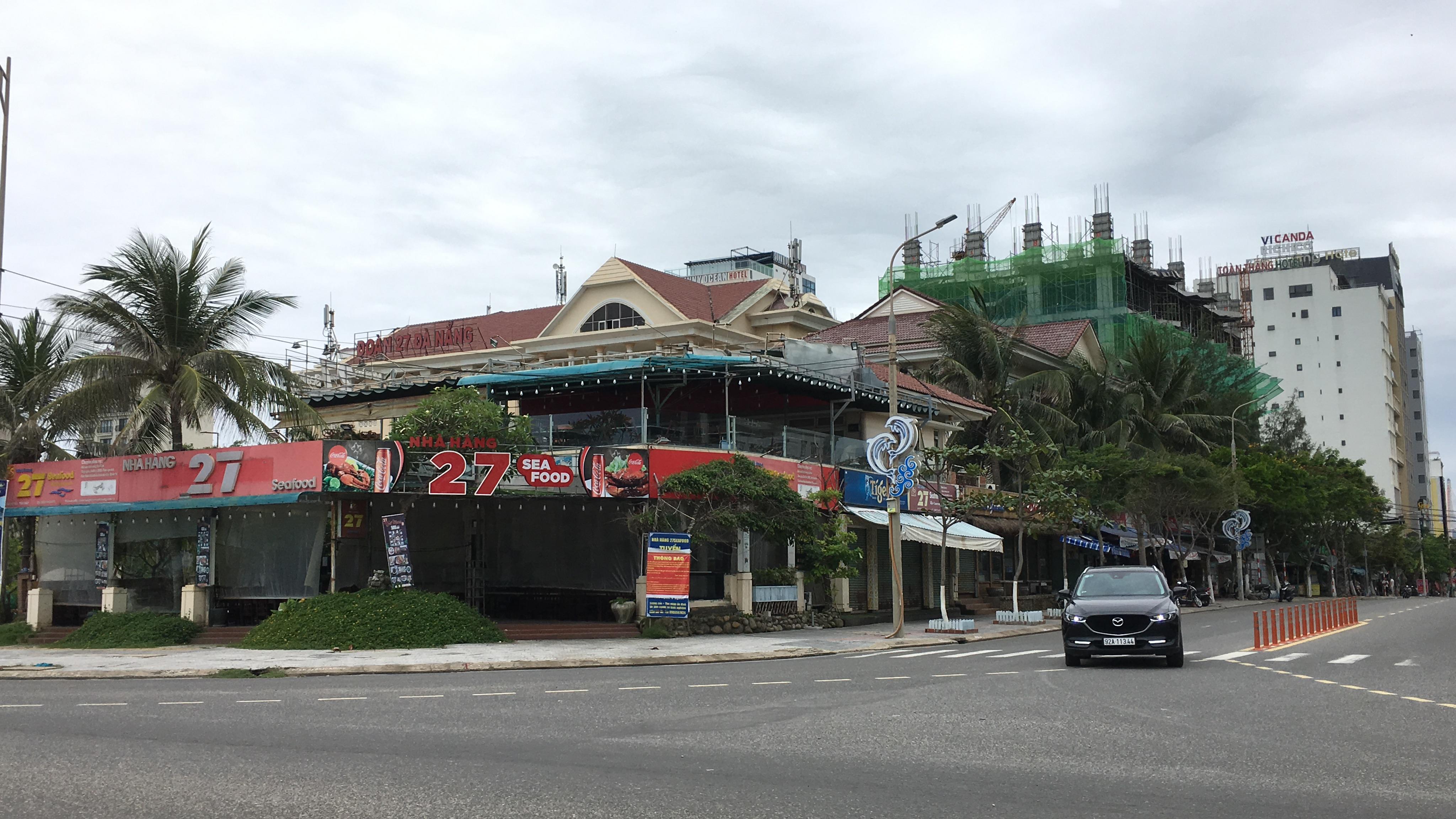 Khách sạn ở Đà Nẵng đóng cửa im ỉm dù chính quyền cho đón khách trở lại - Ảnh 13.