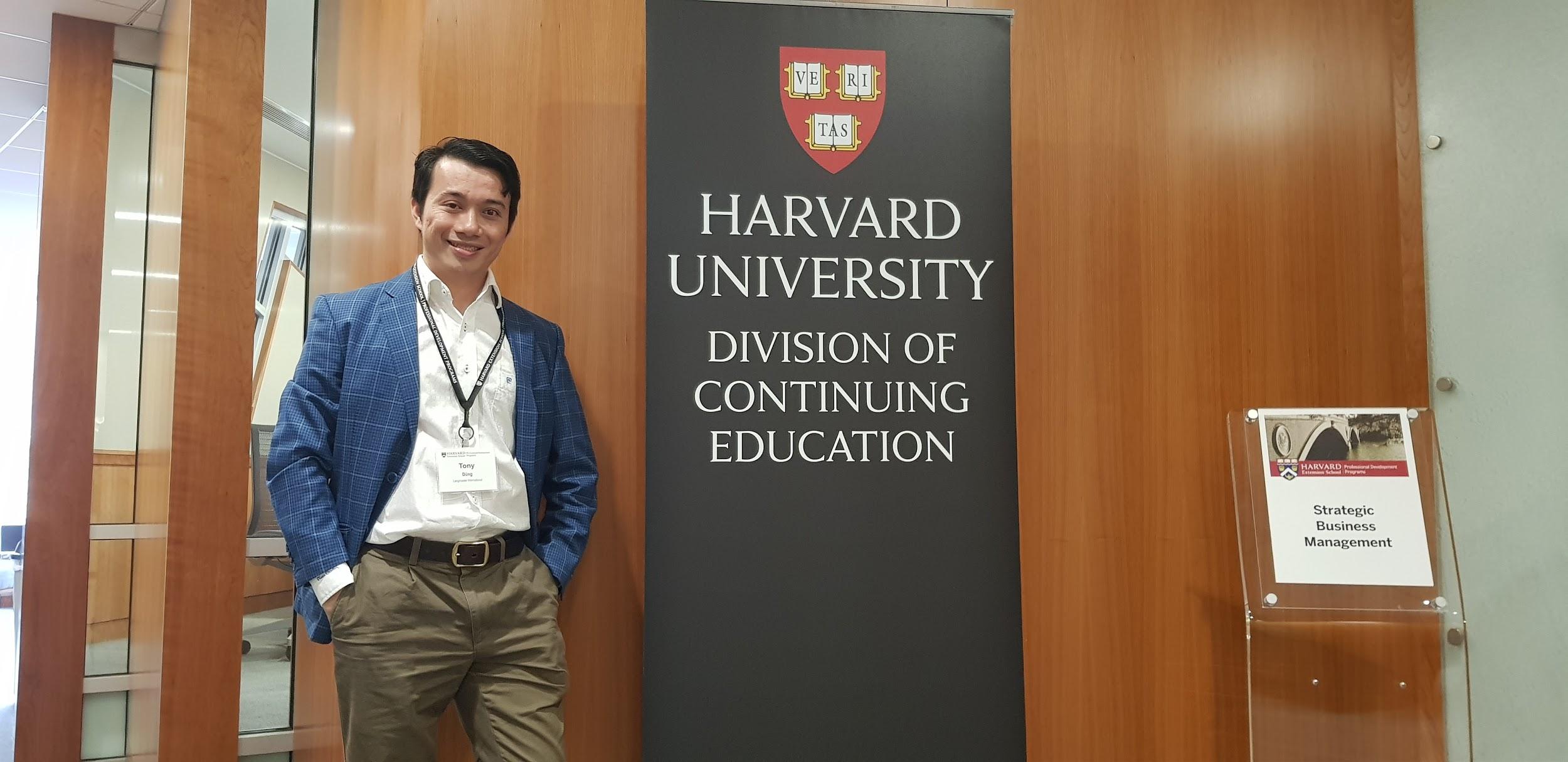 Hành trình khởi nghiệp với hai thương hiệu giáo dục của vị doanh nhân trẻ - Ảnh 1.