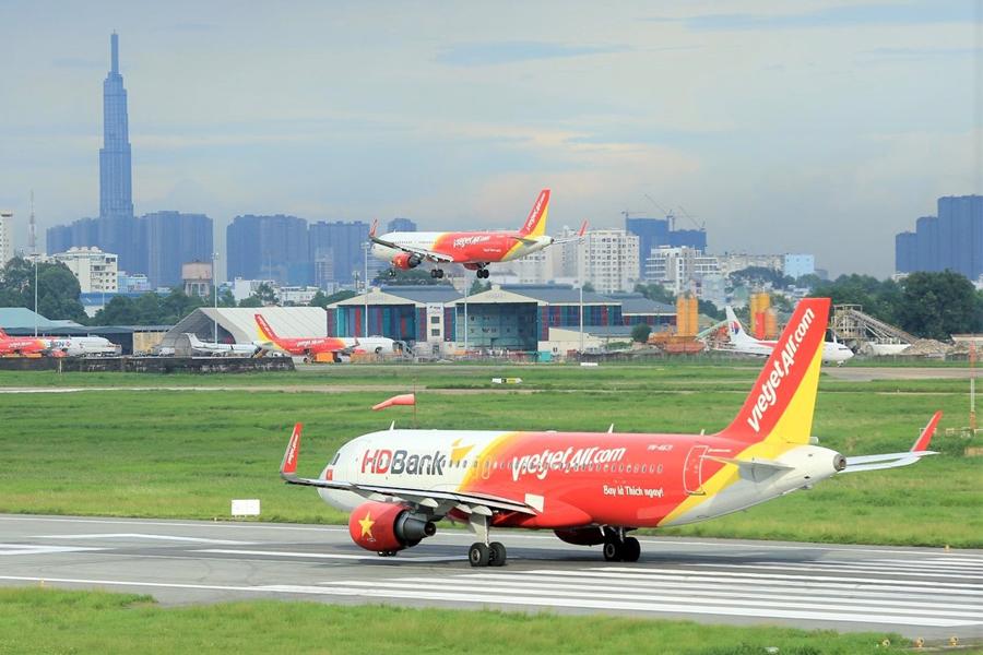 Vietjet Air tiếp tục tung chương trình khuyến mại lớn cho các đường bay Thái Lan với giá chỉ từ 9 bath - Ảnh 1.