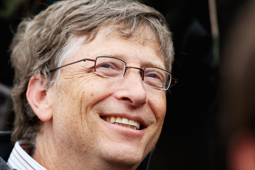 'Bill Gates còn kịp lên tổng thống Mỹ' - Ảnh 1.