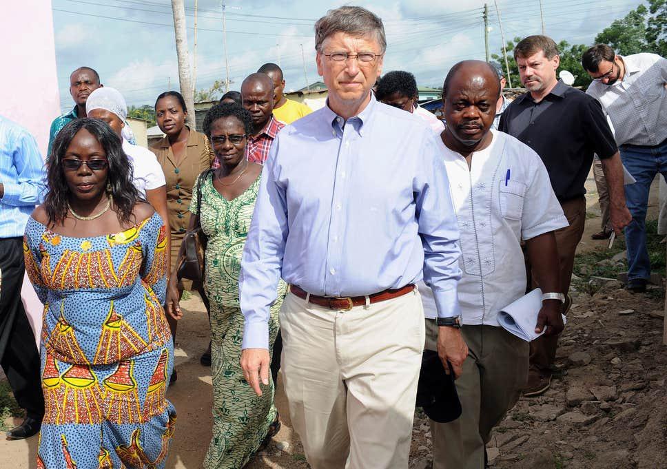 'Bill Gates còn kịp lên tổng thống Mỹ' - Ảnh 3.