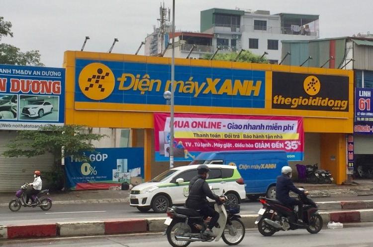 Hai tổ chức Thái Lan liên tục gom hàng triệu cổ phiếu MWG trong nhịp hồi phục hơn 40% - Ảnh 1.