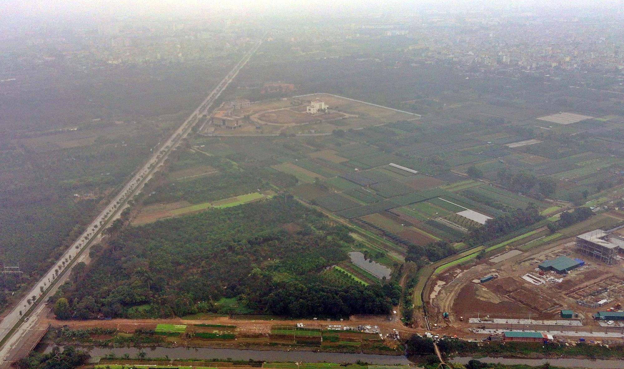 Những mảnh đất sẽ được đào hồ lớn ở quận Bắc Từ Liêm - Ảnh 10.