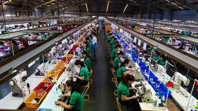 60 nhà nhập khẩu giày dép Mỹ sắp giao thương trực tuyến với Việt Nam - Ảnh 1.