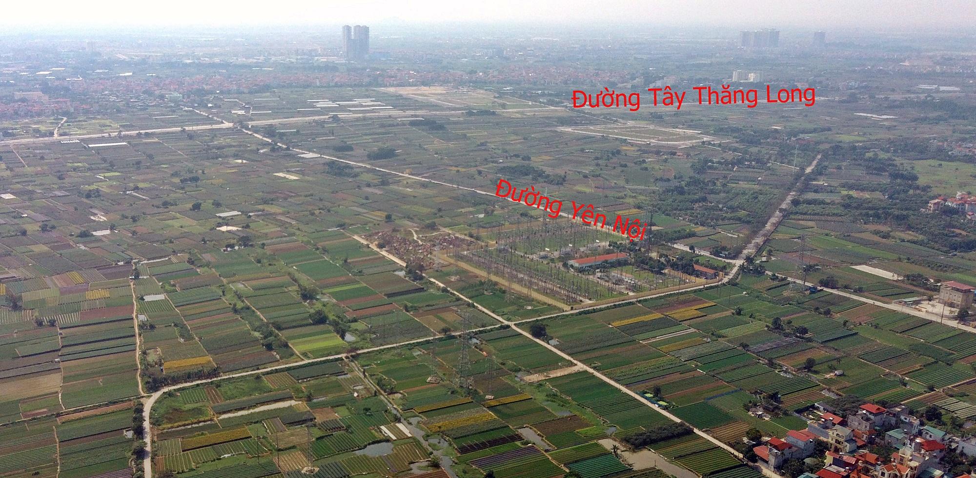 Những mảnh đất sẽ được đào hồ lớn ở quận Bắc Từ Liêm - Ảnh 9.