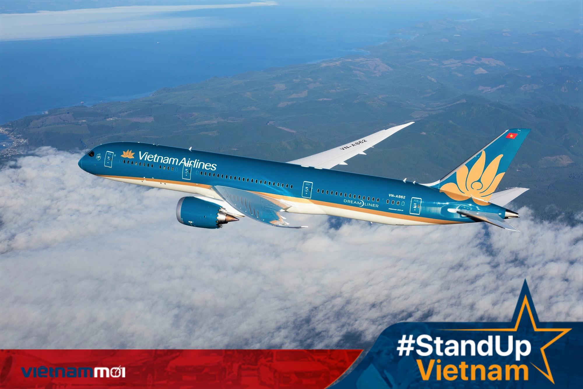 Vietnam Airlines mở thêm 5 đường bay nội địa mới với giá vé chỉ từ 99 nghìn đồng