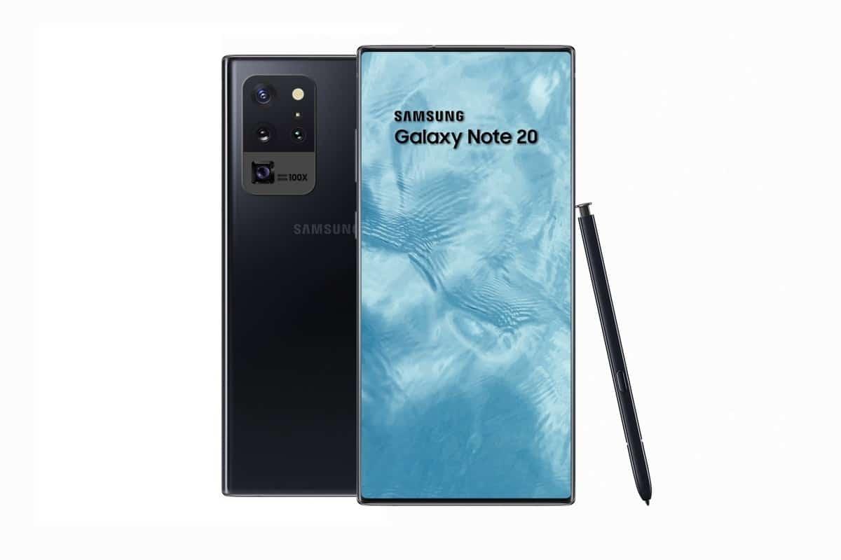 Tin không vui cho dòng điện thoại Samsung Galaxy Note 20 sắp ra mắt - Ảnh 1.