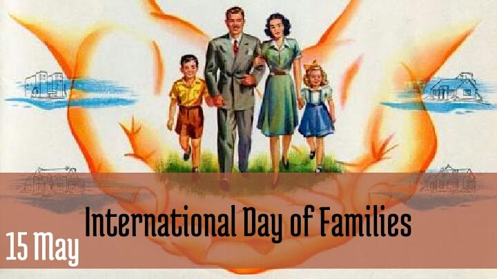 Ngày Quốc tế Gia đình 15/5: Chủ đề năm nay và gợi ý một số hoạt động - Ảnh 1.