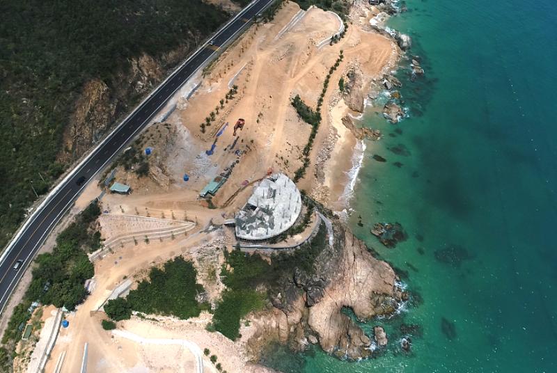 Hàng loạt dự án ven biển ở Bình Định 'dính' sai phạm: Doanh nghiệp 'qua mặt' hay chính quyền quản lí lỏng lẻo? - Ảnh 4.