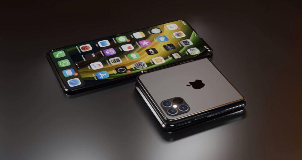Concept iPhone màn hình gập đẹp mê li sẽ khiến iFan thích thú - Ảnh 2.