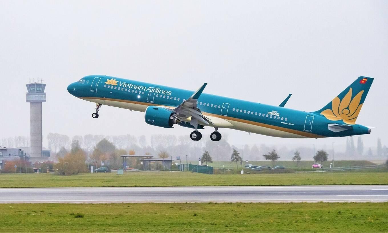 Vietnam Airlines mở đường bay đến Hàn Quốc từ tháng 6 - Ảnh 1.
