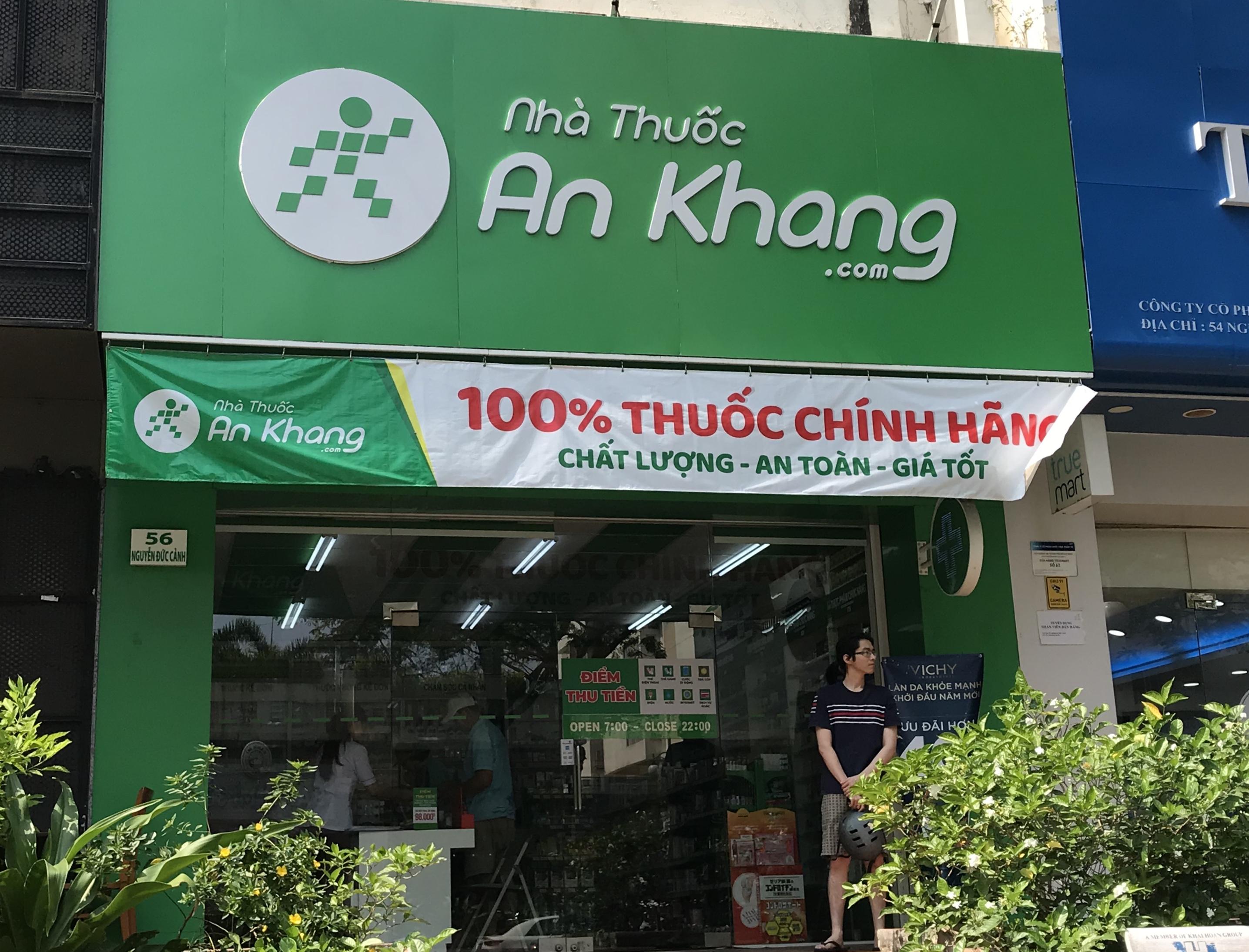 Chuỗi nhà thuốc An Khang lỗ thêm tiền tỉ, Thế Giới Di Động nói đã M&A thì không phải để bán - Ảnh 1.