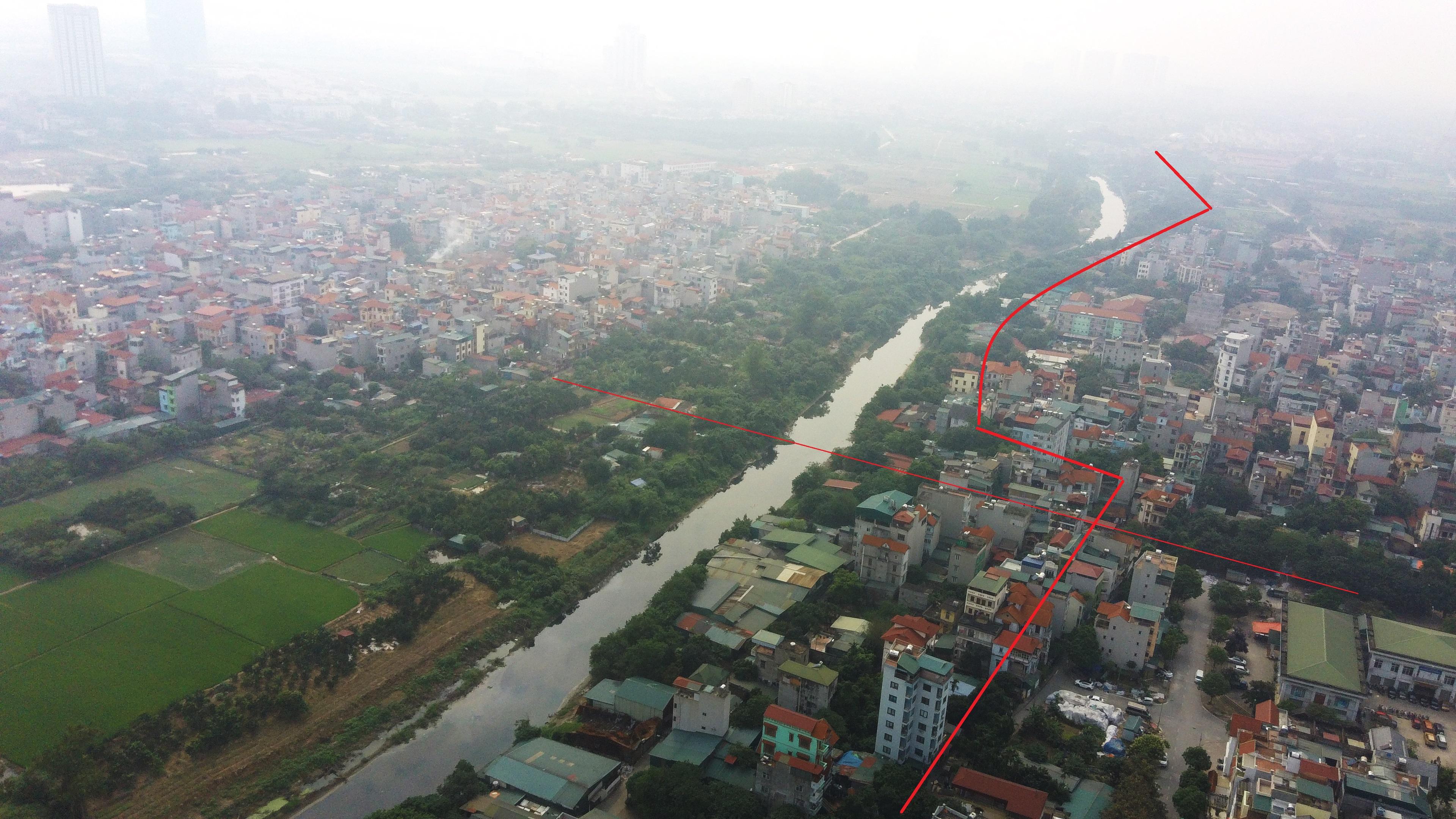 4 đường sẽ mở theo qui hoạch ở phường Trung Văn, Nam Từ Liêm - Ảnh 13.