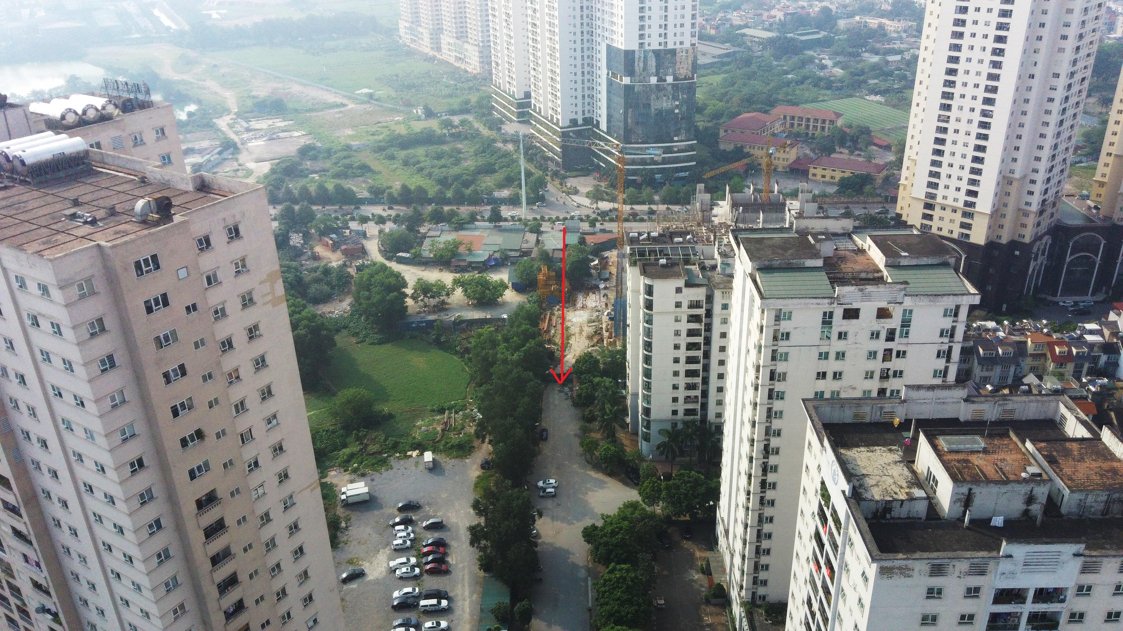 4 đường sẽ mở theo qui hoạch ở phường Trung Văn, Nam Từ Liêm - Ảnh 5.