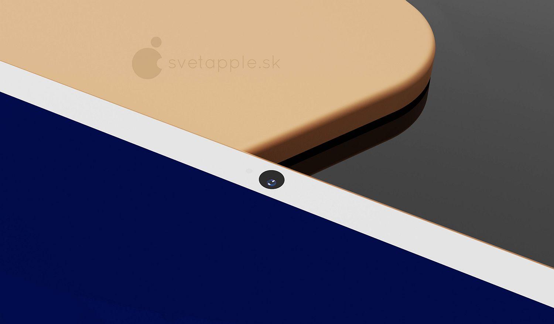 Lộ diện Concept 3D iPad Air 2020 với viền cực mỏng - Ảnh 2.