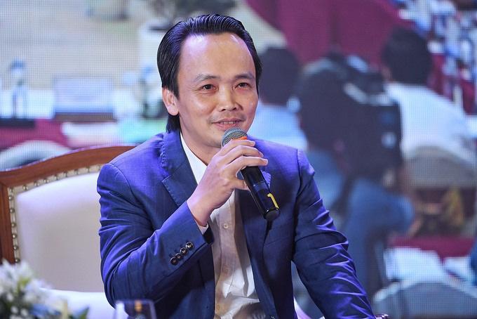 Ông Trịnh Văn Quyết: Lần đầu tiên xuất hiện xe sang hàng triệu đô tại FLC Sầm Sơn - Ảnh 1.
